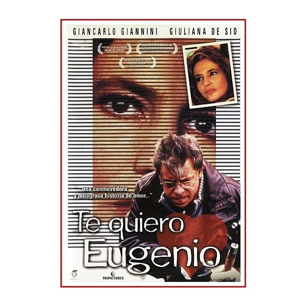 TE QUIERO EUGENIO 2002 DVD Sindrome de Down
