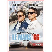 LE MANS 66 DVD 2019 Dirección James Mangold