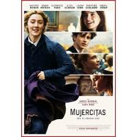 MUJERCITAS DVD 2019 Dirección Greta Gerwig