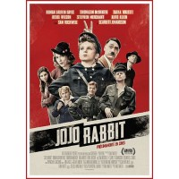 JOJO RABBITS DVD 2019 Dirección Taika Waititi - Satira