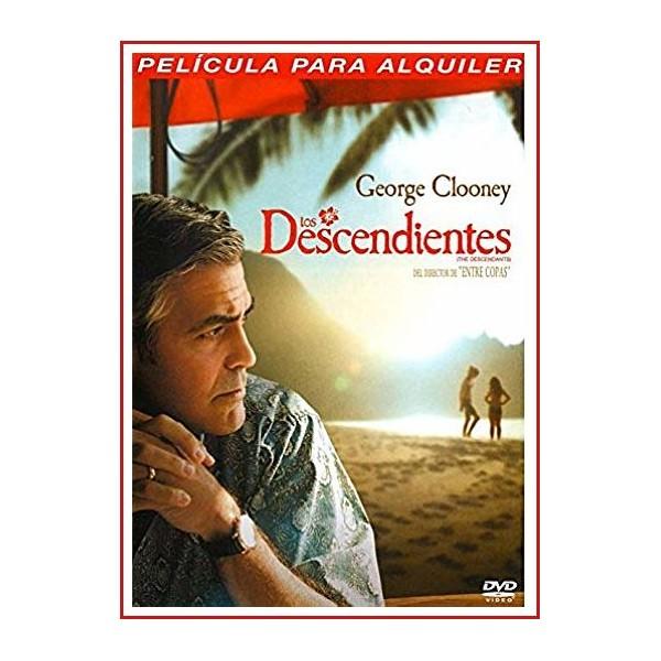 LOS DESCENDIENTES DVD 2011 Dirección Alexander Payne