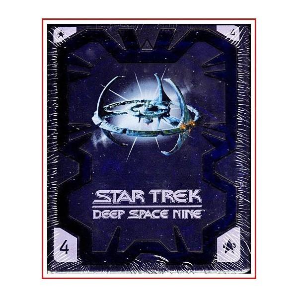 STAR TREK ESPACIO PROFUNDO NUEVE (LA CUARTA TEMPORADA COMPLETA)