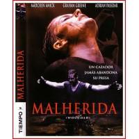 CARATULA DVD MALHERIDA