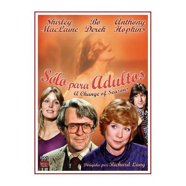 SÓLO PARA ADULTOS DVD 1980 Dirección Richard Lang