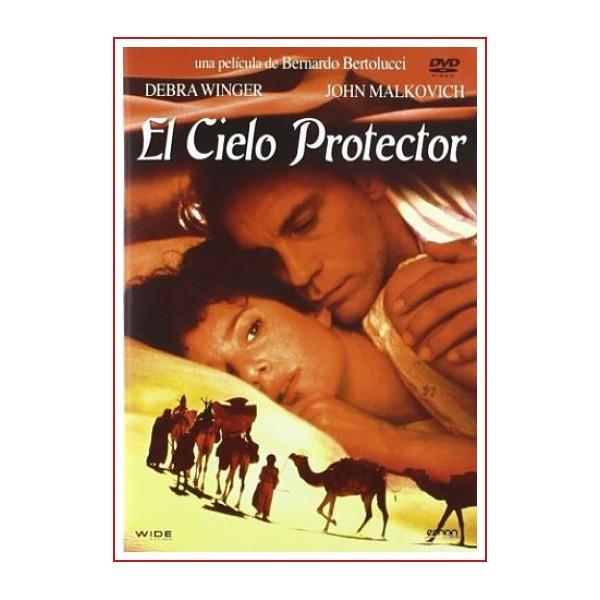 EL CIELO PROTECTOR DVD 1989 Dirigida por Bernardo Bertolucci