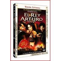 EL REY ARTURO DVD 2004 Dirección Antoine Fuqua