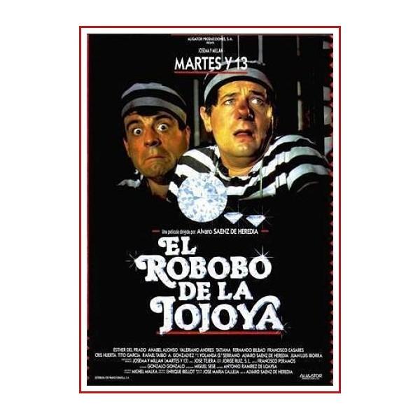 MARTES Y 13 EL ROBOBO DE LA JOJOYA
