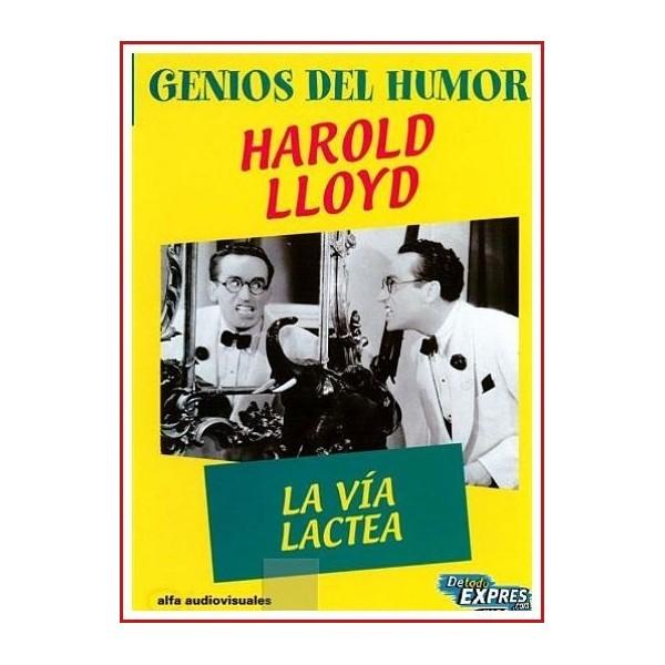 LA VÍA LÁCTEA HAROLD LLOYD GENIOS DEL HUMOR (The Milky Way)