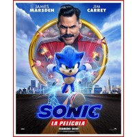 Sonic: La Película (Sonic the Hedgehog)