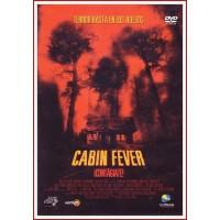 CABIN FEVER DVD 2002 Dirección Eli Roth