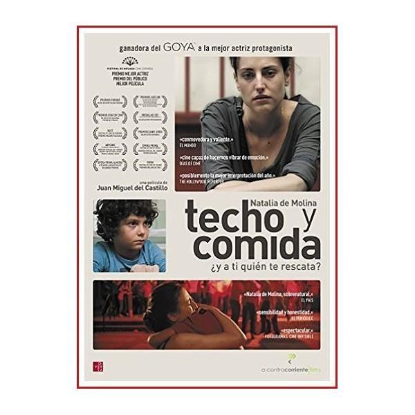 TECHO Y COMIDA 2015 DVD de Crisis económica