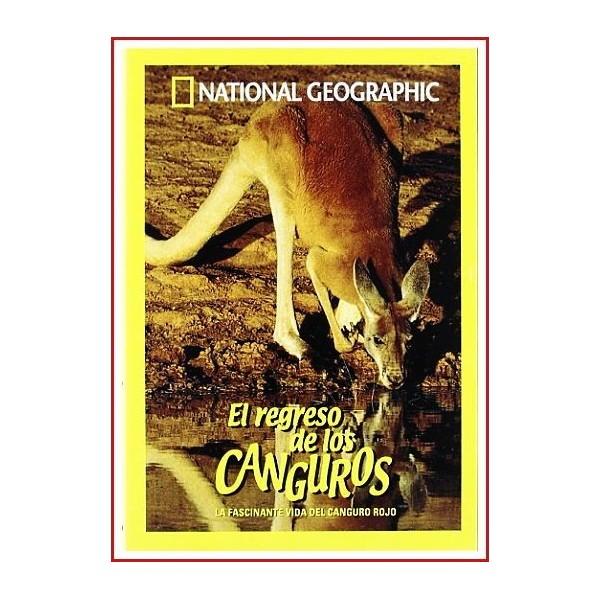 EL REGRESO DE LOS CANGUROS NATIONAL GEOGRAPHIC-CASTELLANO