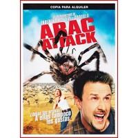 ARACK ATTACK Dvd Drama 2002