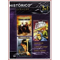 CICLO HISTÓRICO GRANDES CLASICOS 3X1 1952 - 1962 - DVD de Siglo XVI -