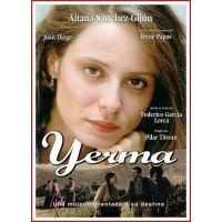 YERMA 1998 DVD Federico Garcia Lorca