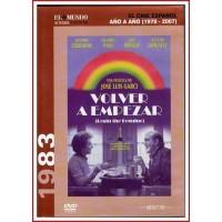 VOLVER A EMPEZAR 1982 DVD de Melodrama - Estuche Slim
