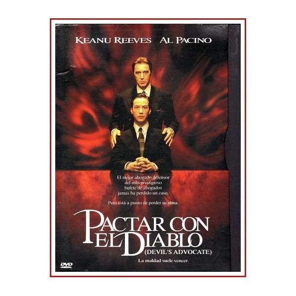 PACTAR CON EL DIABLO (DEVIL'S ADVOCATE)