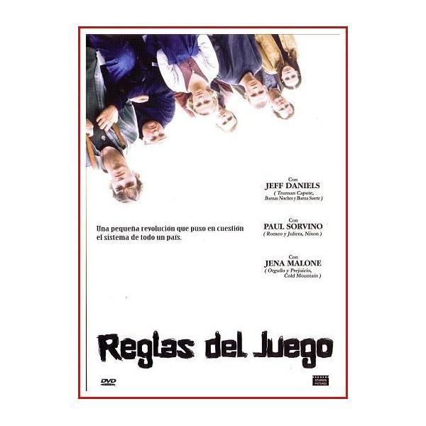 REGLAS DEL JUEGO (Cheaters) 2000 DVD de Telefilm