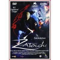 ZATOICHI EL SAMURAI CIEGO DVD 2003 Dirigida por Takeshi Kitano