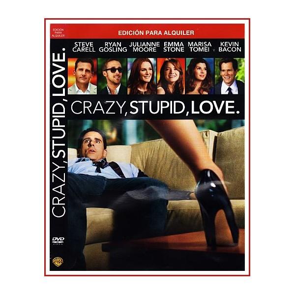 CRAZY, STUPID, LOVE DVD 2011 Dirección Glenn Ficarra, John Requa