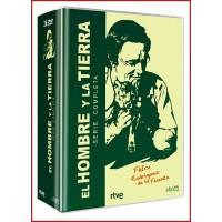 EL HOMBRE Y LA TIERRA ED ESPECIAL COLECCIÓN COMPLETA + LIBRO