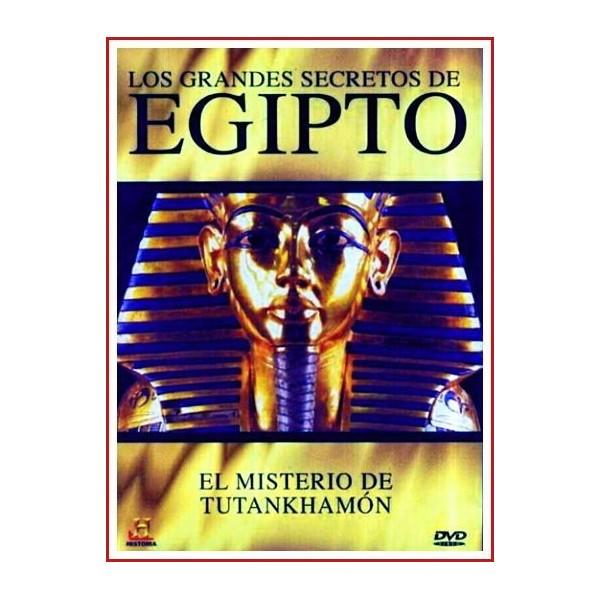 LOS GRANDES SECRETOS DE EGIPTO EL MISTERIO DE TUTANKHAMÓN