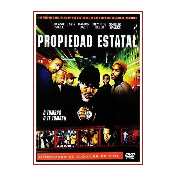 PROPIEDAD ESTATAL 2002 DVD de Crimen