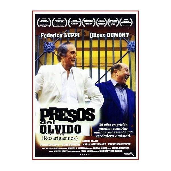 PRESOS DEL OLVIDO (Rosarigasinos) 2001 DVD de Presos