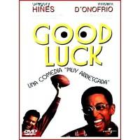 GOOD LUCK 1996 DVD Basada en hechos reales-Discapacidades