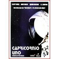 CAPRICORNIO UNO 1978 DVD de Política-Periodismo