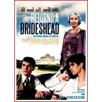RETORNO A BRIDESHEAD 2008 DVD de Homosexualidad-Alcoholismo