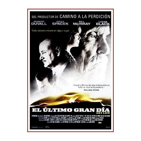 EL ÚLTIMO GRAN DÍA 2009 DVD de Años 30 - Vejez