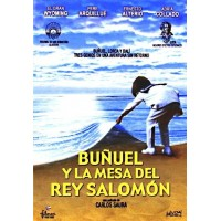 BUÑUEL Y LA MESA DEL REY SALOMÓN DVD Buñuel imagina una aventura en la que él y sus amigos Lorca y Dalí emprenden la búsqueda...