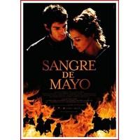 SANGRE DE MAYO 2 DISCOS DVD 2008 - Premios Goya: 7 nominaciones incluyendo mejor fotografía. Gabriel acepta un trabajo como...