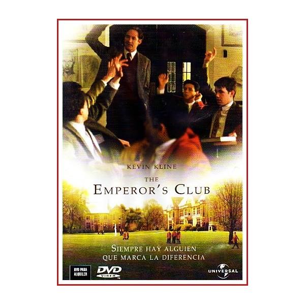 EL CLUB DE LOS EMPERADORES (The emperor's club)