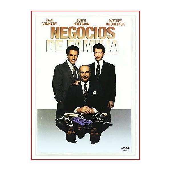 NEGOCIOS DE FAMILIA 1998 DVD Familia-Mafia