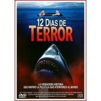 12 DÍAS DE TERROR 2004 DVD de Tiburones-Serie B