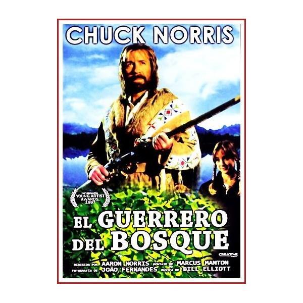 EL GUERRERO DEL BOSQUE 1996 DVD Naturaleza