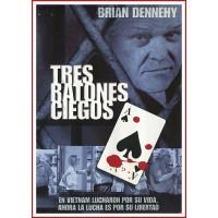 TRES RATONES CIEGOS DVD Dirección Christopher Leitch