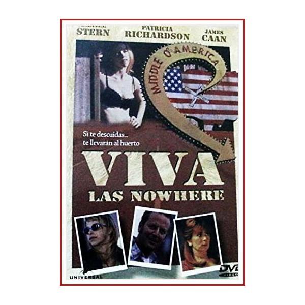 VIVA LAS NOWHERE 2001 DVD de Mujer Fatal