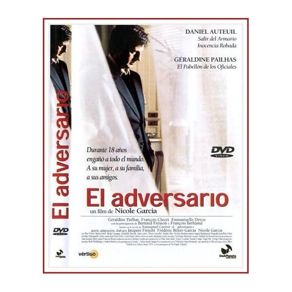 EL ADVERSARIO 2002 DVD Basada en hechos reales