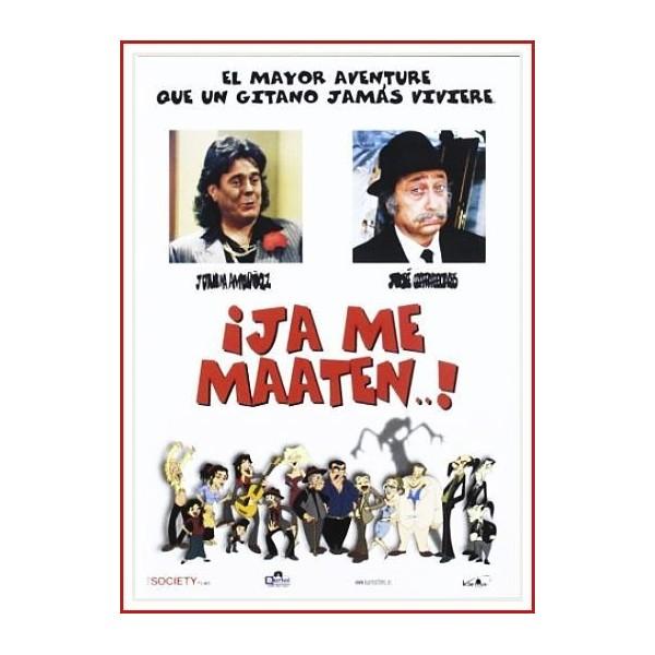 ¡JA ME MAATEN...! 2000 DVD de un Gitano