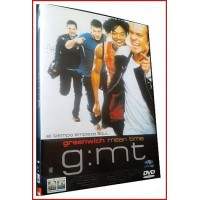 G:MT GREENWICH MEAN TIME 1999 DVD de Crimen y Música