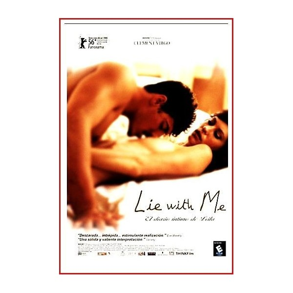LIE WITH ME : El Diario Intimo de Leila