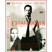 ESTAFADORES DVD 2000 Dirección Gregory Mosher