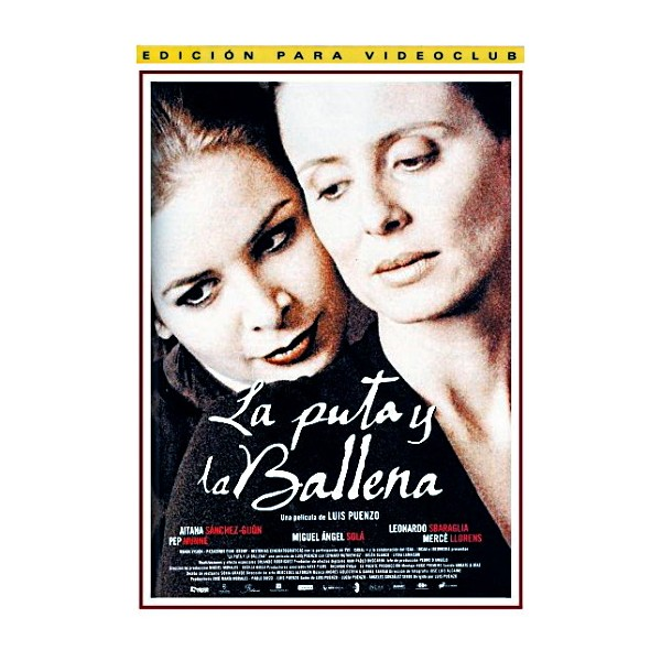 LA PUTA Y LA BALLENA DVD 2004 Dirección Luis Puenzo