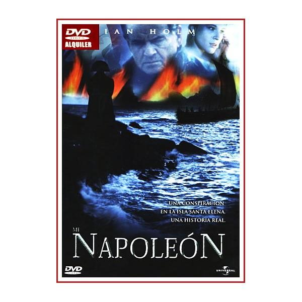 MI NAPOLEON DVD 2001 Dirección Alan Taylor
