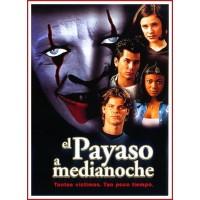 EL PAYASO A MEDIANOCHE 1998 DVD Terror, Payasos