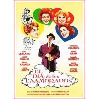 EL DÍA DE LOS ENAMORADOS 1959 DVD Estuche Cartón, Comedia romántica
