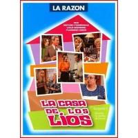 LA CASA DE LOS LÍOS EPISODIO 2 1996 DVD Estuche Cartón, Sitcom familia